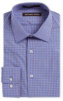 Michael Kors BOYS 8-20 Boys Plaid Dress Shirt