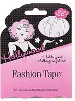 Hollywood Fashion Secrets Double sided medical quality fashion tape, 18 ct Flat Pack