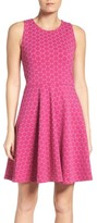 Leota Women's Ava Fit & Flare Dress