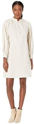 Snow Peak Cotton/Wool Flannel Dress