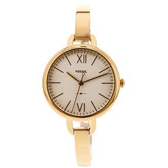 Fossil Women's Annette Analog-Quartz Watch with Stainless-Steel Strap