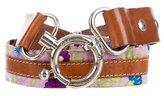 Dolce & Gabbana Studded Waist Belt