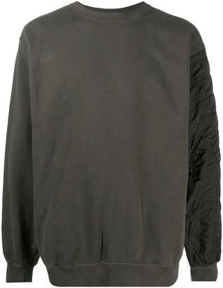 Ambush Shell-Panelled Sweatshirt