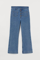 H&M Kick Flare High Ankle Jeans