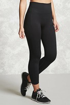 Forever 21 FOREVER 21+ Active Seamless Capri Leggings
