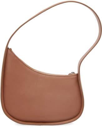 The Row Half Moon Hobo Bag in Calfskin Leather