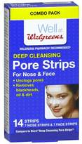 Walgreens Deep Cleaning Pore Strips Combo Pack