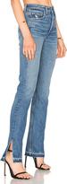 GRLFRND x REVOLVE Natalia High-Rise Skinny Split Jean