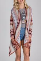 Billabong Beach Ramblin Cardigan