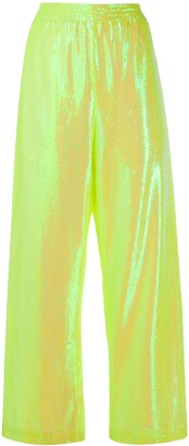 MM6 MAISON MARGIELA Neon Sequinned Track Pants
