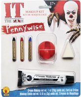 Rubie's Costume Co Rubie's Costume Men's It Pennywise Adult Make-Up Kit