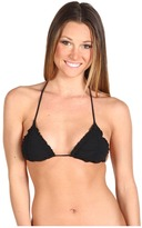 GUESS After Party Triangle Bra (Black) - Apparel
