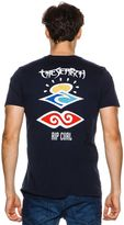 Rip Curl The Early Search Heritage Ss Tee