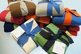Disana 100% Merino Boiled Wool Children/baby Blanket 55x40'', Made in Germany