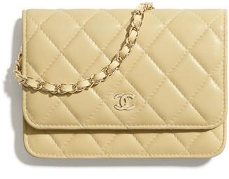 Chanel Mini Wallet On Chain