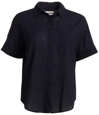 Rag & Bone Lenny Tie Shirt