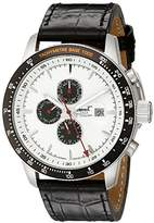 Ingersoll Men's 1219WH Presidios /White Stainless Steel Watch
