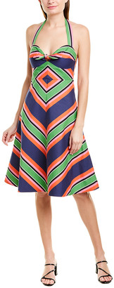 Trina Turk Rhiannon A-Line Dress