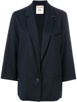 Semi-Couture Semicouture oversized blazer