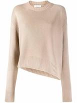 Bottega Veneta Asymmetric Cashmere Sweater
