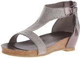 Kenneth Cole Reaction Lexi T-Strap On Wedge Sandal (Little Kid/Big Kid)