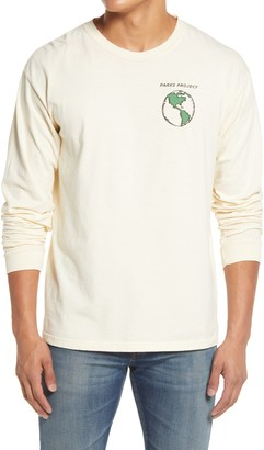 Parks Project Feel the Earth Breathe Long Sleeve Graphic Tee