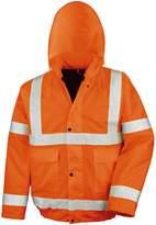 Result Core High-Viz Winter Blouson Jacket (Waterproof & Windproof) (3XL)