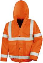 Result Core High-Viz Winter Blouson Jacket (Waterproof & Windproof) (L)