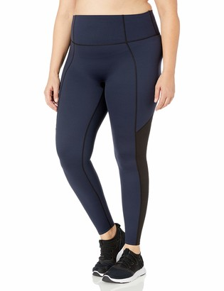 Spanx Women's Plus Size Active Compression Full Length Leggings