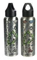 """Thermos 043281 """"Changing Colour"""" Water Bottle Stainless Steel"""