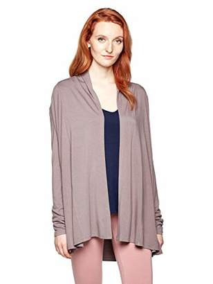 Painted Heart Women's Long Sleeve Open Front Loungewear Cardigan