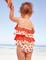 Frilly Swimsuit
