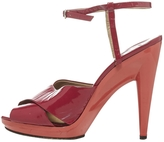 Chloé Pink Patent leather Sandals