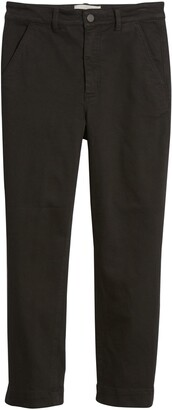 Everlane The Slim Leg Crop Pants