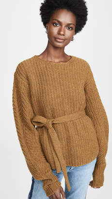 Sea Nellie Classic Sweater with Voluminous Sleeves