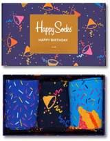 Happy Socks SINGING BIRTHDAT GIFT BOX