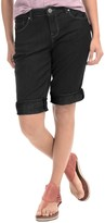 Specially made Bermuda Shorts - Chambray (For Women)