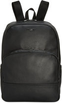 HUGO BOSS Men's Element Leather Backpack