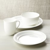 Crate & Barrel Olivia 4-Piece Place Setting