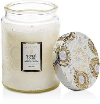 Voluspa Japonica Nissho Soleil Large Glass Candle