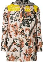 Vivienne Westwood jacquard duffle coat