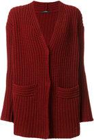 Odeeh classic knitted cardigan - women - Virgin Wool - 34