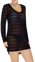 Liv Long Sleeve Cover-Up