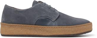 Folk Lace-up shoes