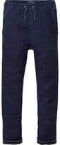 Scotch & Soda Double Weave Pants | Low Crotch Relaxed Fit