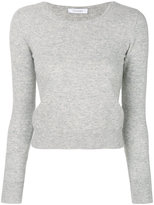 Cruciani fitted pullover