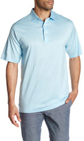 Peter Millar Finchs Stripe Classic Fit Polo
