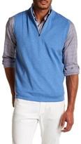 Peter Millar Shelby Half Zip Vest