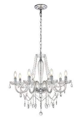 House Of Hampton Osterley 8-Light Candle Style Classic / Traditional Chandelier House of Hampton