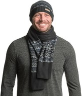 Columbia Winter Worn Hat and Scarf Set (For Men and Women)